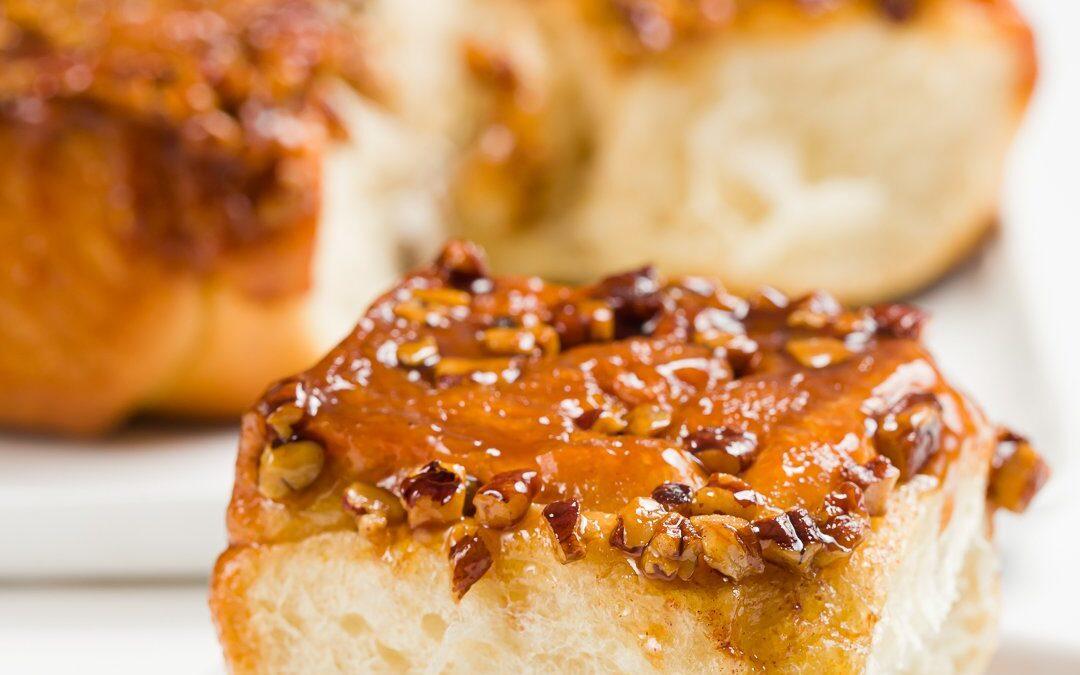 Pan de miel: receta ligera, esponjosa, pegajosa y dulce al horno