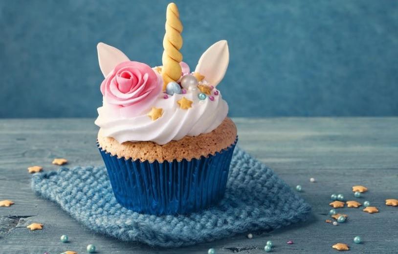 Unicorn Cupcake – Receta De Cupcake