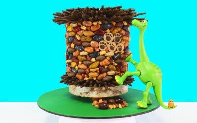 Buen dinosaurio Arlo Cake