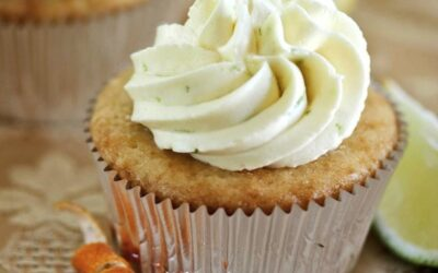 Cupcakes Triple Cítricos