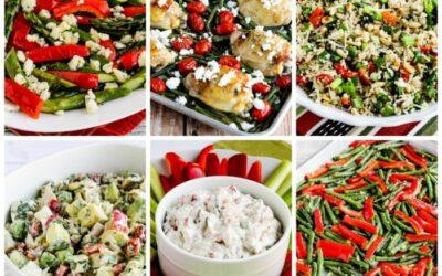 Mis recetas navideñas rojas y verdes bajas en carbohidratos favoritas