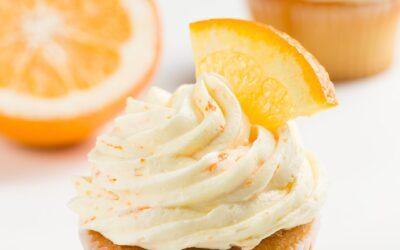 Glaseado de naranja – Receta de crema de mantequilla de naranja picante