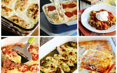 ¡Increíbles cenas bajas en carbohidratos y ceto que su familia comerá!
