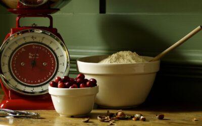 ¿Cómo pesar ingredientes sin báscula?