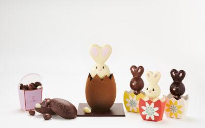 Chocolates para celebrar la Pascua en 2020: álbum de fotos