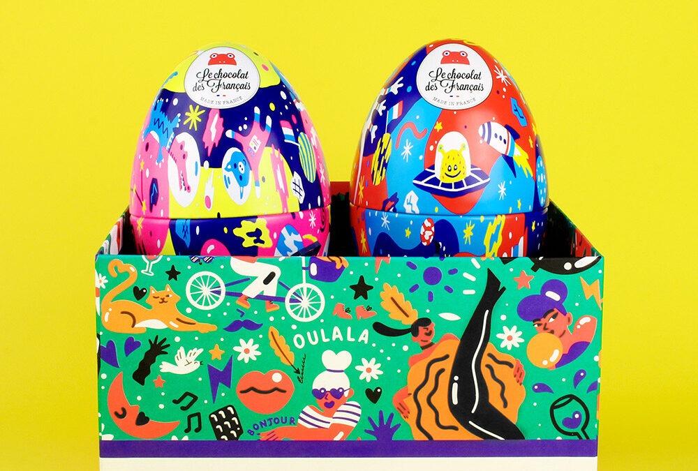Contención: 10 creaciones de chocolate de Pascua para entregar
