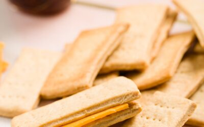 Galletas caseras fáciles de mantequilla de maní