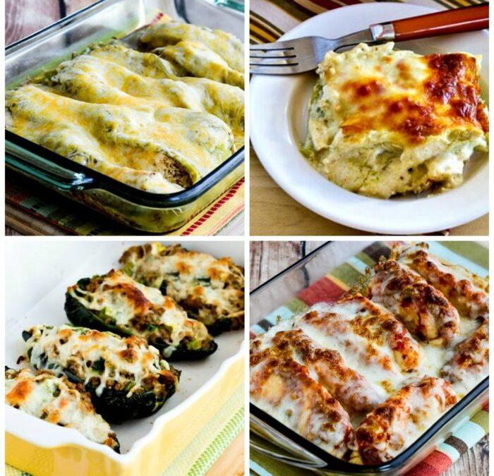¡Diez favoritos de comida mexicana baja en carbohidratos que harás una y otra vez! – Cocina de Kalyn