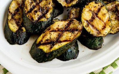 ¡Cómo asar calabacín perfecto siempre! – Cocina de Kalyn