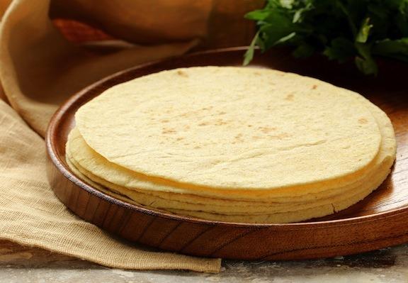 Tortillas caseras de maíz suave | VegKitchen