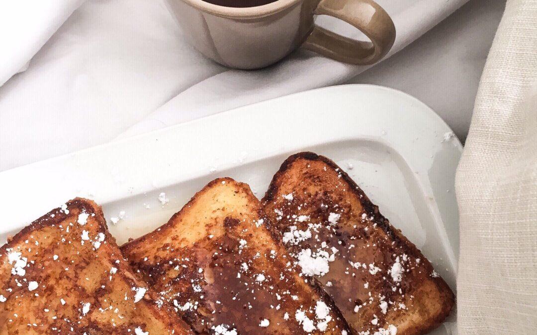 Paso a paso: la receta rápida y deliciosa de tostadas francesas