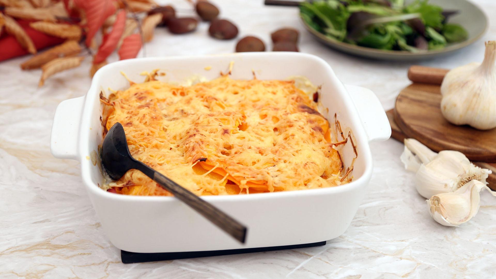 Paso a paso: ¿cómo hacer un gratinado de nuez y queso de cabra?