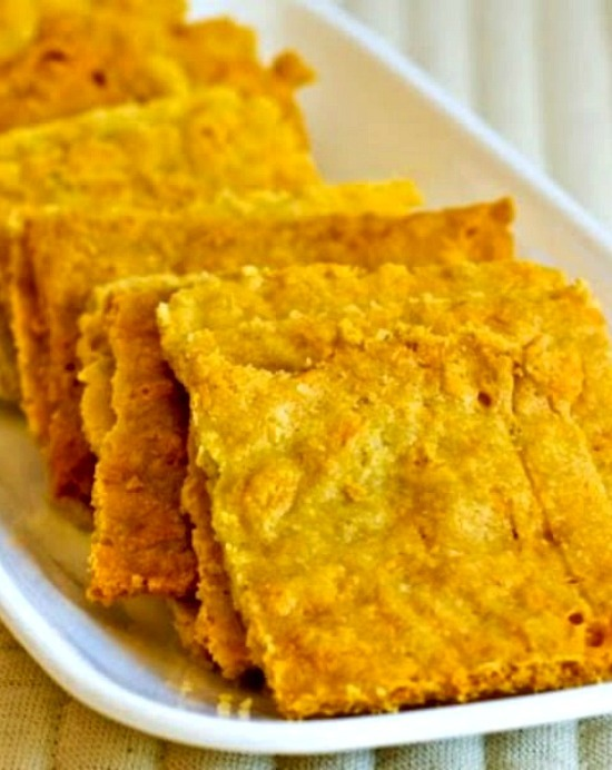Galletas de queso con harina de almendras – Kalyn's Kitchen