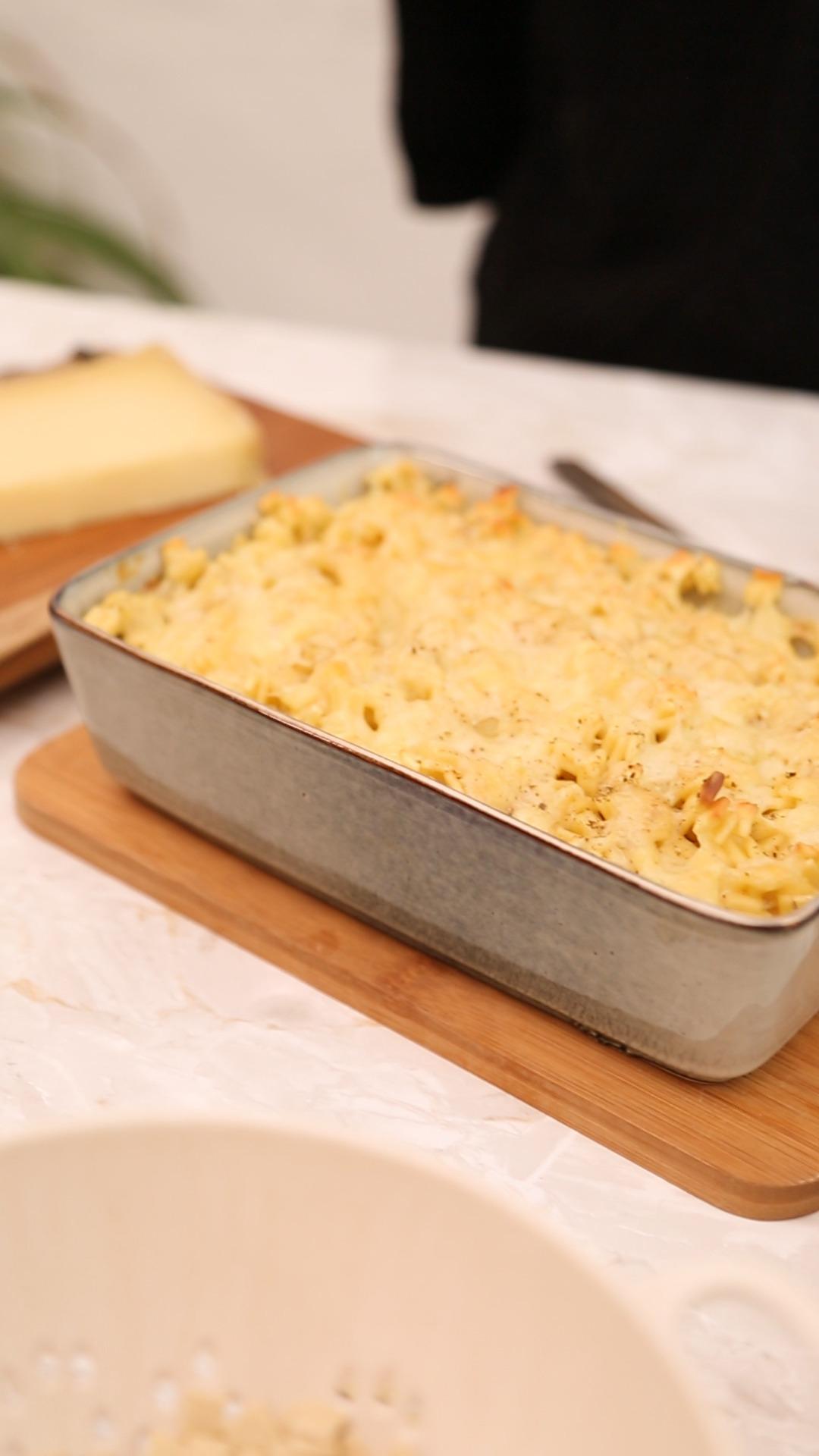 Paso a paso: ¿como hacer un crozet gratinado de Saboya?