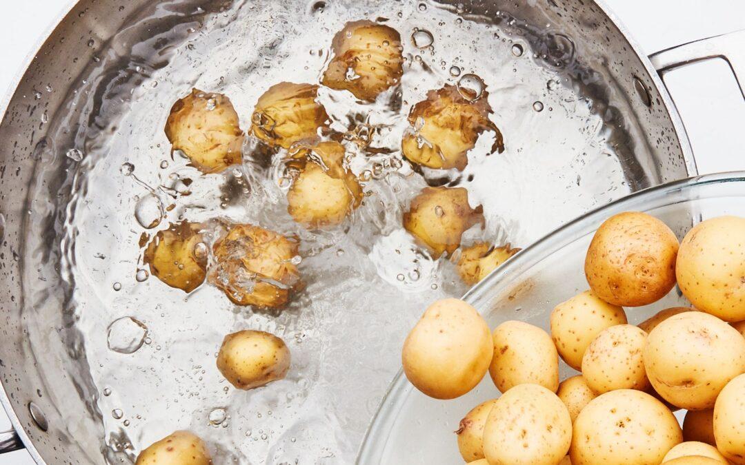 Cocinar con agua: por qué el agua es el ingrediente más importante en la cocina