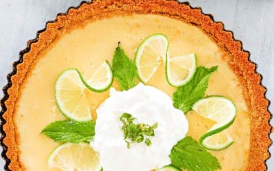 Pastel de limón y lima de Anthony |  Recetas CopyKat