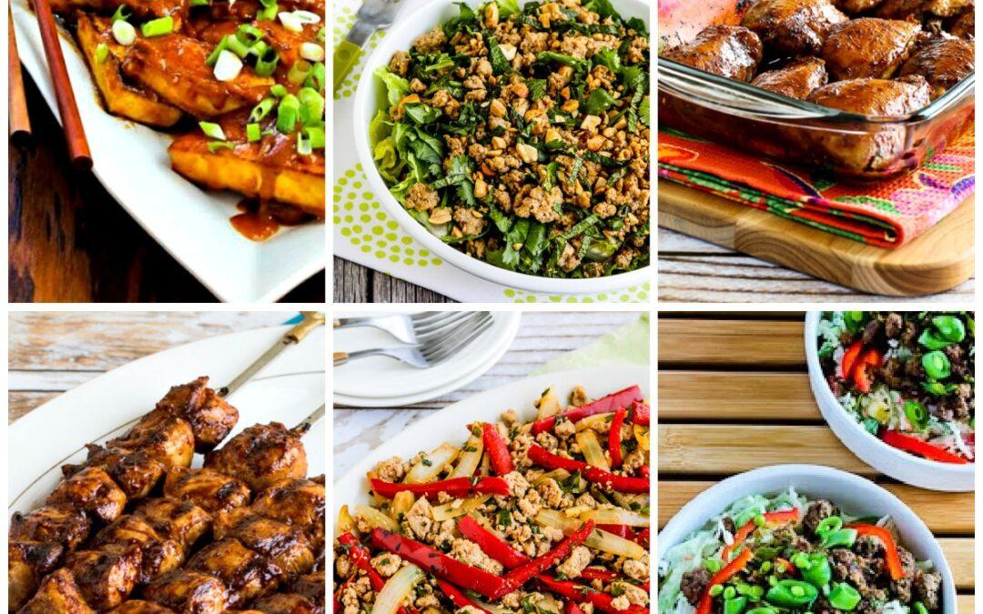 Recetas bajas en carbohidratos y cetogénicas con Sriracha – Kalyn's Kitchen