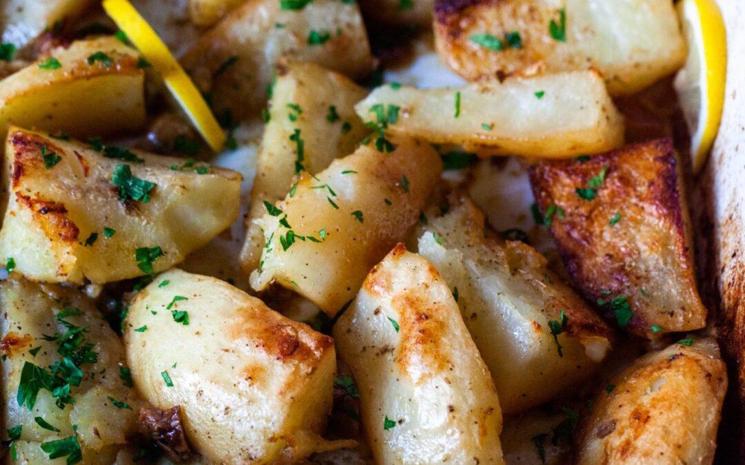 patatas de limón – cocina enamorada
