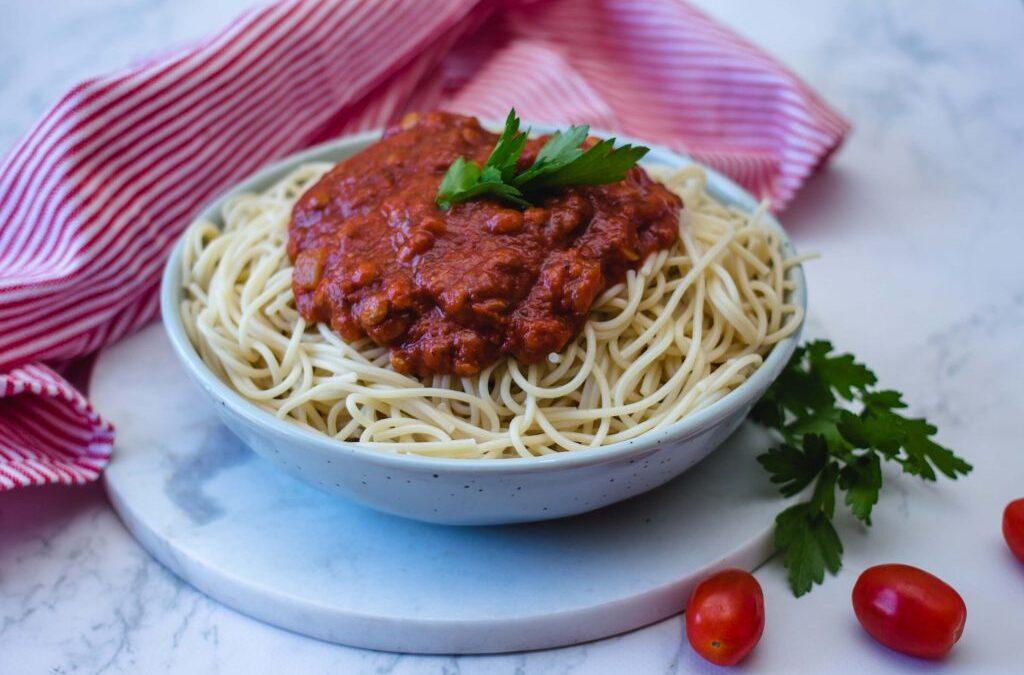 Salsa Boloñesa | Recetas veganas de VegKitchen
