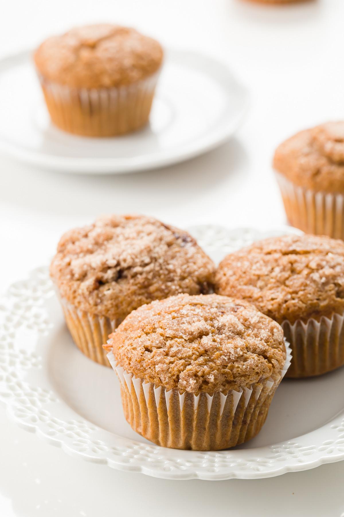 Muffins de canela   Proyecto Cupcake