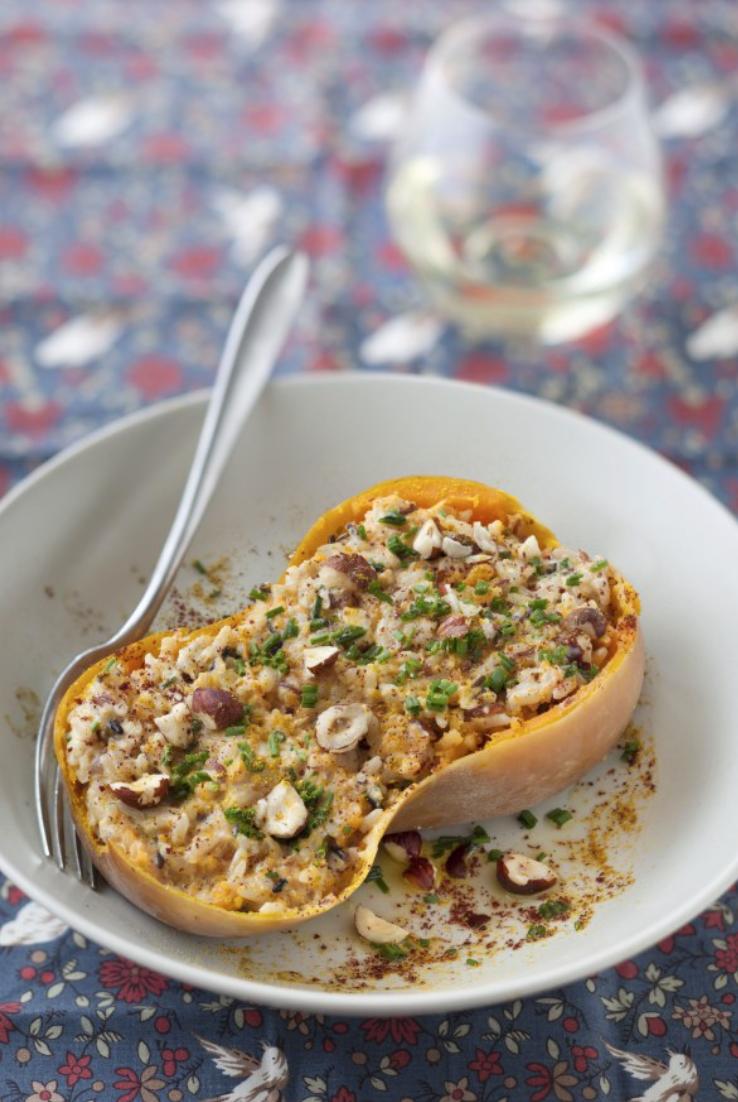 Navidad vegetariana: nuestras ideas de recetas para las fiestas