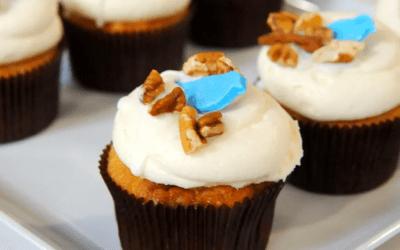 Cupcakes De Colibrí