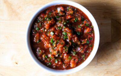 salsa rápida y fácil – cocina enamorada